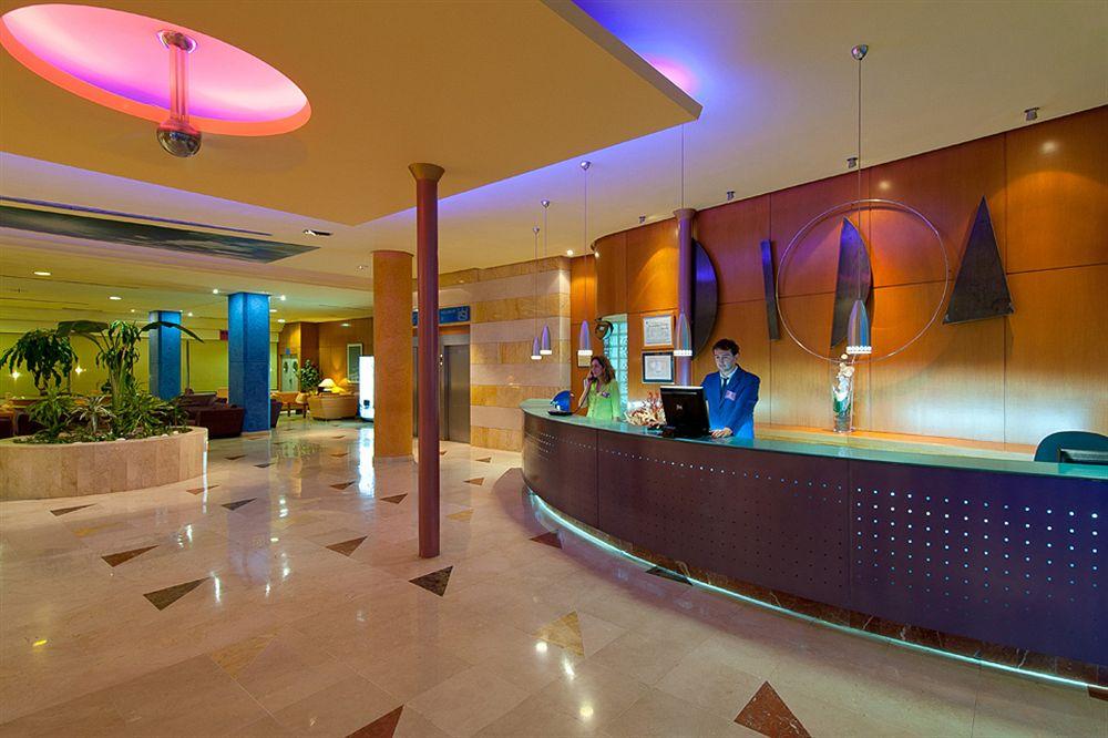 Отель интернациональ бенидорм испания